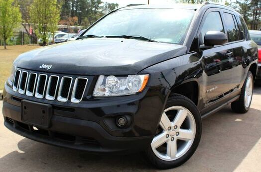 2012 Jeep Compass ** LIMITED ** - w/ NAVIGATION & LEATHER SEATS Lilburn GA