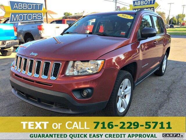 2012 Jeep Compass Latitude 4WD Buffalo NY