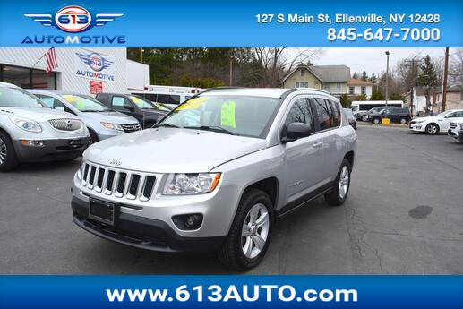 2012 Jeep Compass Latitude 4WD Ulster County NY