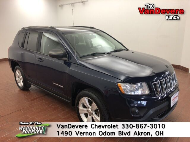 2012 Jeep Compass Latitude Akron OH