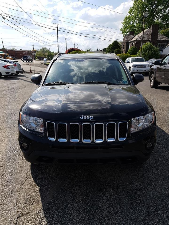 Used 2012,2012 Jeep Compass North Versailles PA