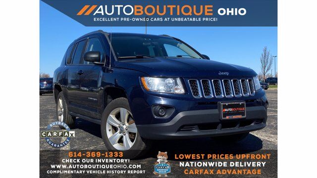 2012 Jeep Compass Sport Columbus OH