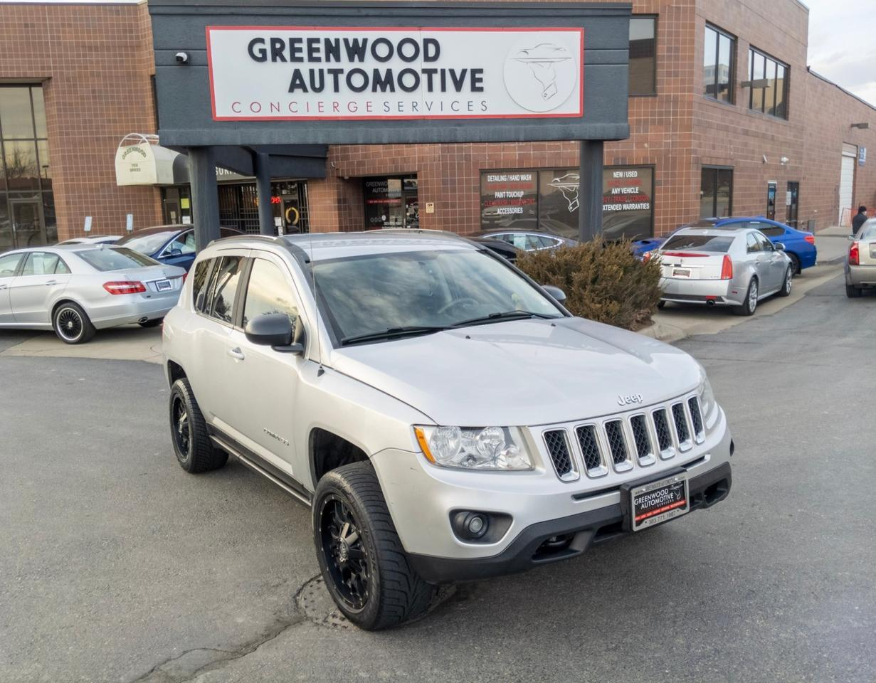 2012 Jeep Compass Sport Greenwood Village CO
