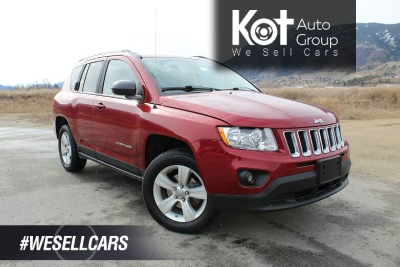 2012 Jeep Compass Sport, NO ACCIDENTS Kelowna BC