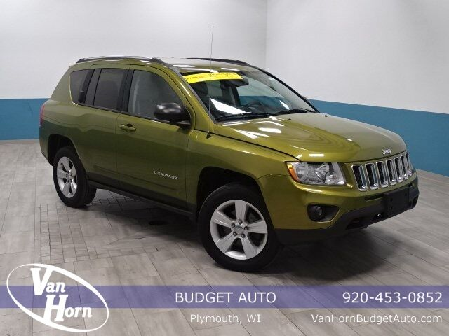 2012 Jeep Compass Sport Plymouth WI