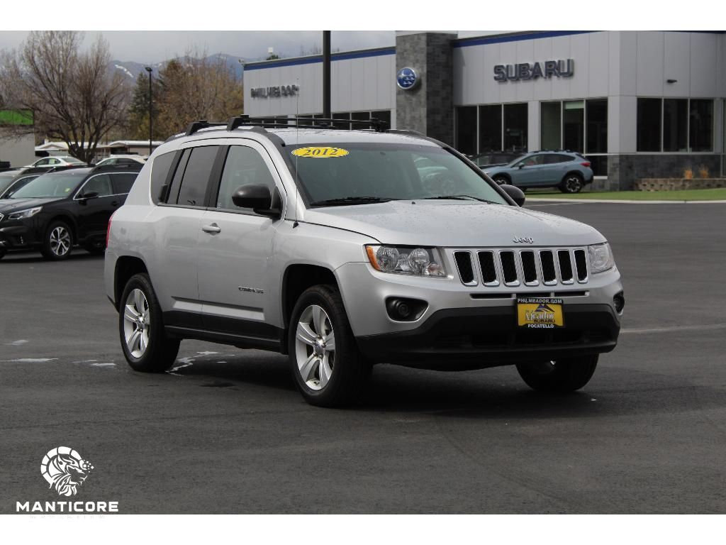 2012 Jeep Compass Sport Pocatello ID