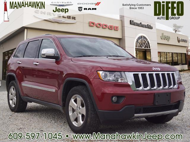 2012 Jeep Grand Cherokee 4WD 4dr Limited Manahawkin NJ