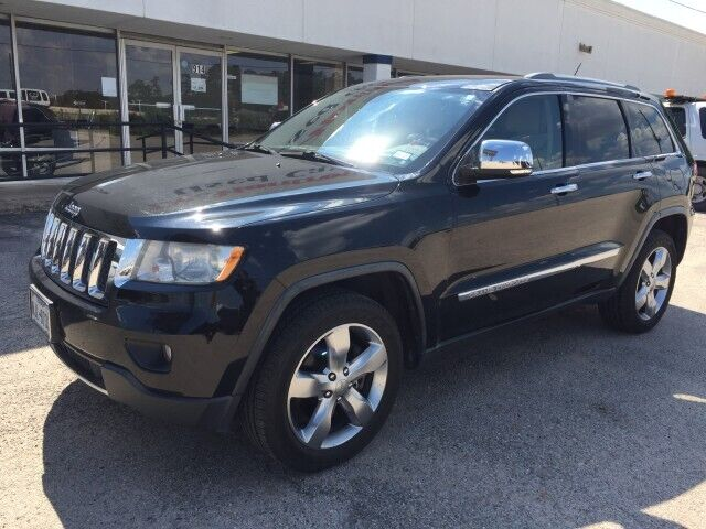 2012 Jeep Grand Cherokee 4WD 4dr Overland Conroe TX