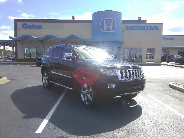 2012 Jeep Grand Cherokee 4WD 4dr Overland Richmond KY