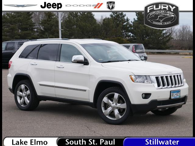 2012 Jeep Grand Cherokee 4WD 4dr Overland St. Paul MN