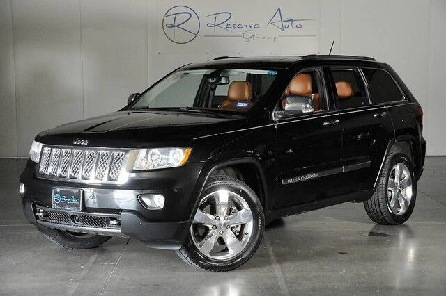 2012 Jeep Grand Cherokee 4WD 5.7L Overland Summit The Colony TX