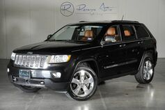 2012 Jeep Grand Cherokee 4WD 5.7L Overland Summit
