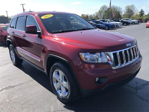 2012_Jeep_Grand Cherokee_4WD LAREDO_ Evansville IN