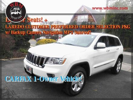 2012_Jeep_Grand Cherokee_4WD Laredo w/ Special Edition_ Arlington VA