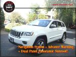 2012 Jeep Grand Cherokee 4WD Overland