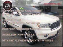 Jeep Grand Cherokee 4WD Overland 2012