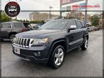 2012 Jeep Grand Cherokee 4WD Overland Summit