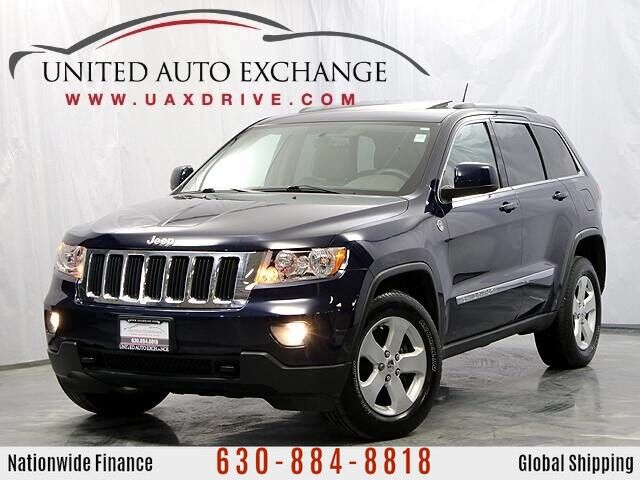 2012 Jeep Grand Cherokee Laredo 4WD Addison IL