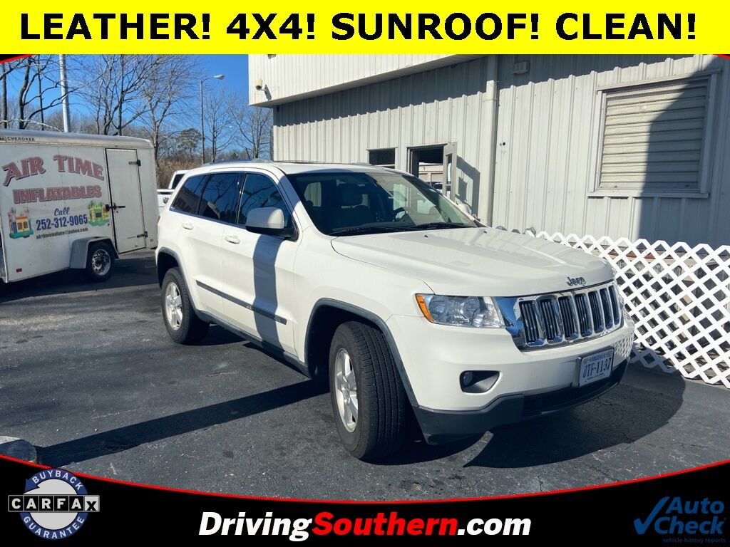 2012 Jeep Grand Cherokee Laredo Chesapeake VA