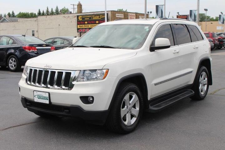 2012 Jeep Grand Cherokee Laredo Fort Wayne Auburn and Kendallville IN