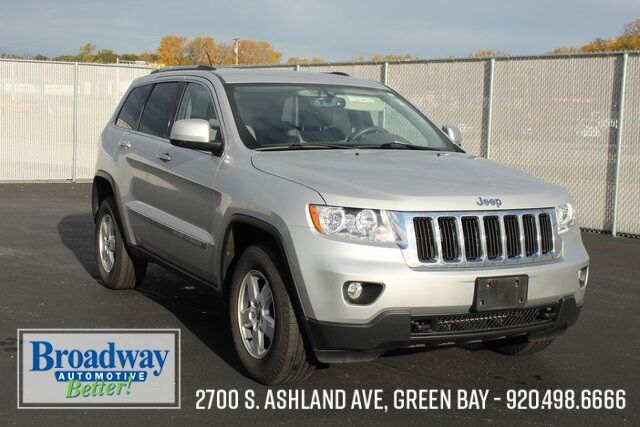 2012 Jeep Grand Cherokee Laredo Green Bay WI