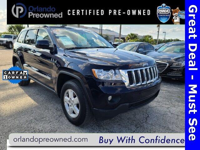2012 Jeep Grand Cherokee Laredo Orlando FL