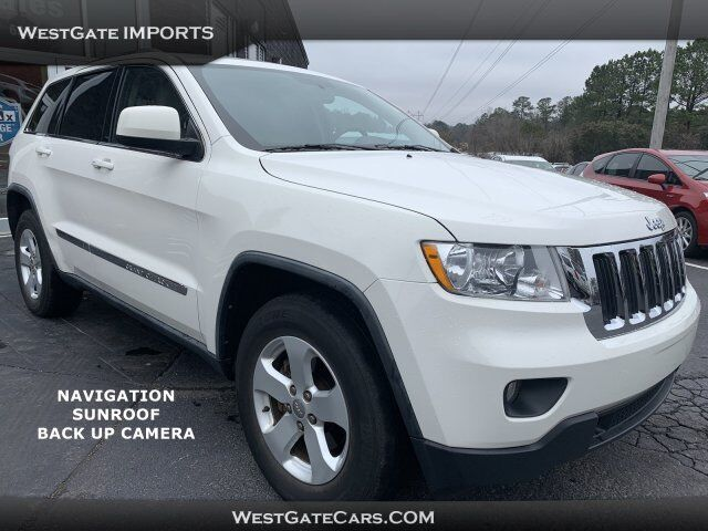 Vehicle Details 2012 Jeep Grand Cherokee At Westgate Imports