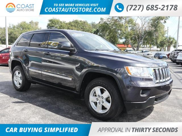 2012 Jeep Grand Cherokee Laredo Saint Petersburg FL