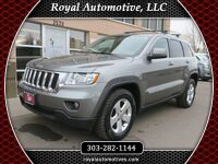 Jeep Grand Cherokee Laredo with Leather 2012