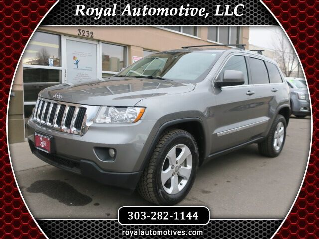 2012 Jeep Grand Cherokee Laredo with Leather Englewood CO