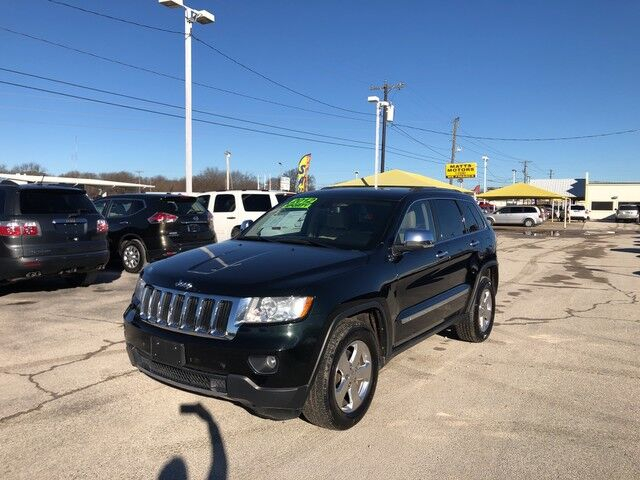 2012 Jeep Grand Cherokee Limited Gainesville TX