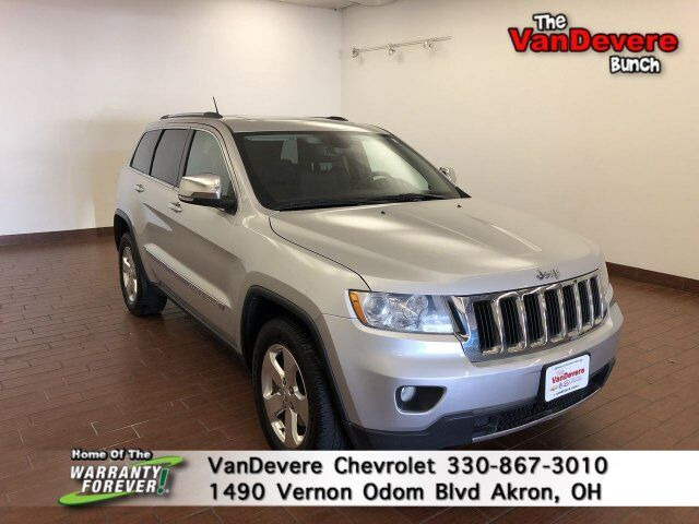 2012 Jeep Grand Cherokee Limited Akron OH