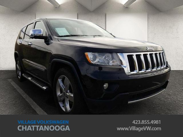2012 Jeep Grand Cherokee Limited Chattanooga TN