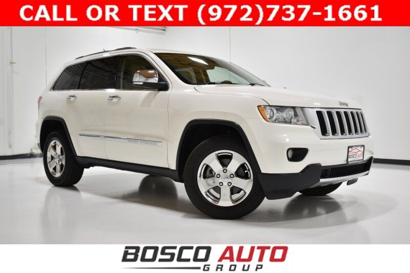 2012 Jeep Grand Cherokee Limited Flower Mound TX