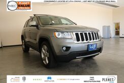2012 Jeep Grand Cherokee Limited Golden CO