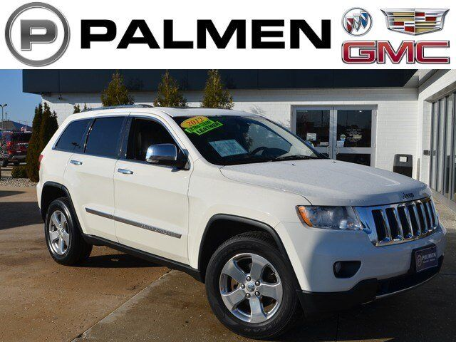 2012 Jeep Grand Cherokee Limited Kenosha WI
