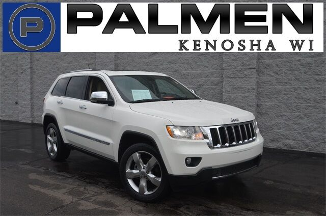 2012 Jeep Grand Cherokee Limited Racine WI