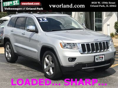 2012_Jeep_Grand Cherokee_Limited_ Orland Park IL