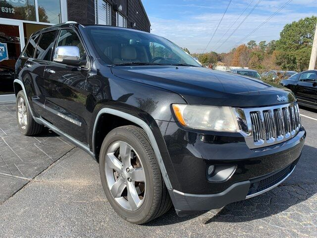2012 Jeep Grand Cherokee Limited Raleigh NC