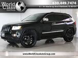 2012 Jeep Grand Cherokee Overland - LEATHER SEATS PANO ROOF WOOD GRAIN INTERIOR BACK UP CAMERA