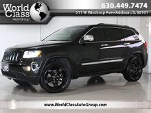 2012_Jeep_Grand Cherokee_Overland - LEATHER SEATS PANO ROOF WOOD GRAIN INTERIOR BACK UP CAMERA_ Chicago IL