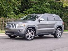 2012_Jeep_Grand Cherokee_Overland_ Cary NC