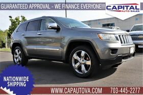 2012_Jeep_Grand Cherokee_Overland_ Chantilly VA