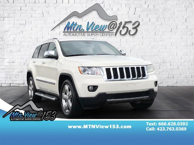 2012 Jeep Grand Cherokee Overland Chattanooga TN