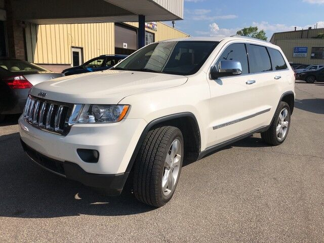 2012 Jeep Grand Cherokee Overland Cleveland Oh 31960450