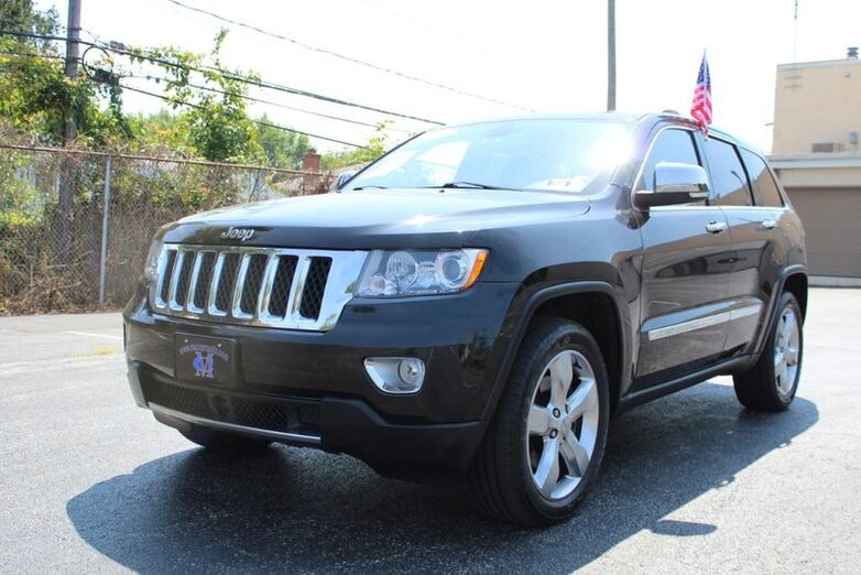 2012 Jeep Grand Cherokee Overland New Castle DE