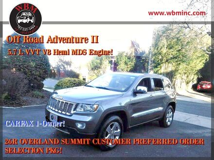2012_Jeep_Grand Cherokee_Overland Summit_ Arlington VA