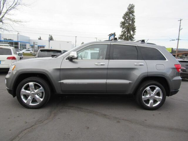 2012 Jeep Grand Cherokee Overland Summit Bend OR