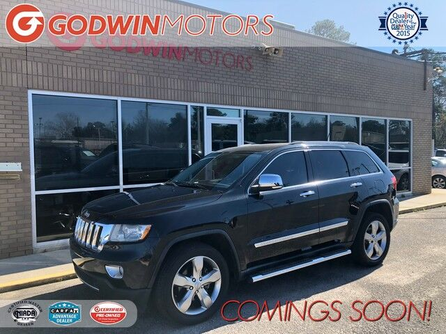 2012 Jeep Grand Cherokee Overland Summit Columbia SC