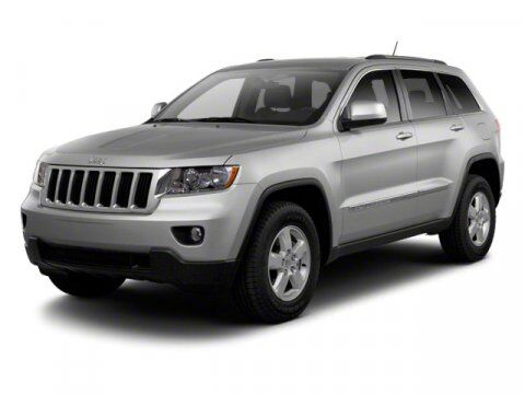 2012 Jeep Grand Cherokee Overland Summit Morgantown WV